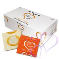 MoreAmore - Condom Ohut 100 kpl