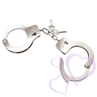 50 Shades of Grey - Metal Handcuffs