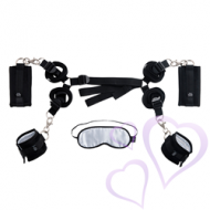 50 Shades of Grey - Under The Bed Restraints Kit