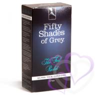 50 Shades of Grey - Condoms 12 pcs