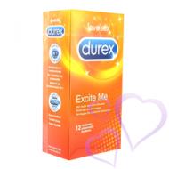 Durex - Excite Me Condoms 12 st.