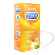 Durex - Taste Me Condoms 12 kpl