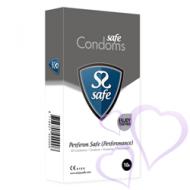 Safe, Perform Safe (Performance) - Staminakondomit, 10kpl