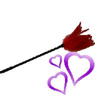 Höyhenhuisku - Punainen