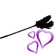 Höyhenhuisku - Musta