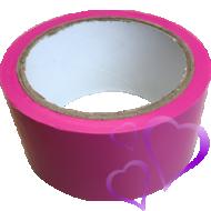Bondageteippi - Vaaleanpunainen