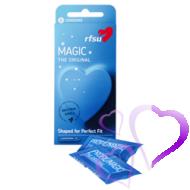 Magic kondomi / 5 kpl