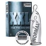 Secura - XXL Kondomi, 3 kpl