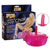 Vibrating Love Chair - Ratsastustuoli