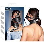 Zado - Maski suupallolla ja talutushihnalla