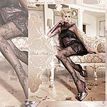 Ballerina - Perlen Tights, 96