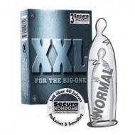 Secura XXL kondoomid 3 kpl