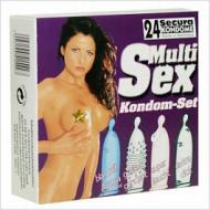 Secura Multi Sex Pack 24 kpl