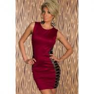 Bodycote punainen mekko