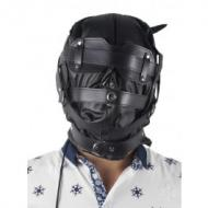 Leatger Headgear, black