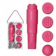Funky Massager, pinkki