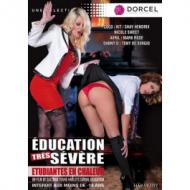 DVD Education très sévère : étudiantes en chaleur