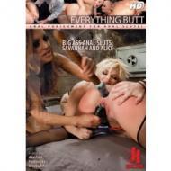 DVD Everything Butt - Big Ass Anal Sluts: Savannah and Alice