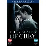 DVD Fifty Shades of Grey: The Unseen Edition