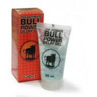 Bull Power Delay Gel 30 ml, Aktin pidentäjä