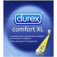Durex Comfort XL 3 kpl