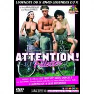 DVD Attention fillettes