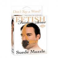 Suede Muzzle