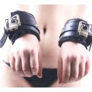 Soft cuffs, black