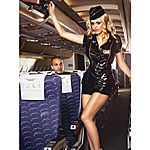 Baci 1218 - Airline Dress, musta